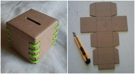 cara membuat rumah dari kardus bekas yang mudah 23 kerajinan tangan dari barang bekas ini bisa kamu buat