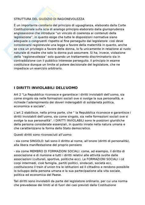 dispensa diritto costituzionale diritto costituzionale appunti seconda parte