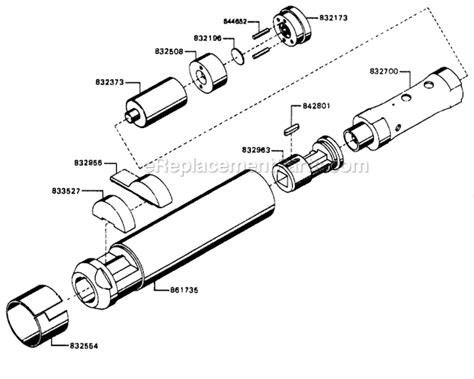 Cleco B1 Cnb Lt Rd Parts List And Diagram