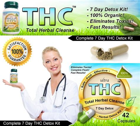 Remedies For Thc Detox by How To On A Test Detox Pills Pass A Urine