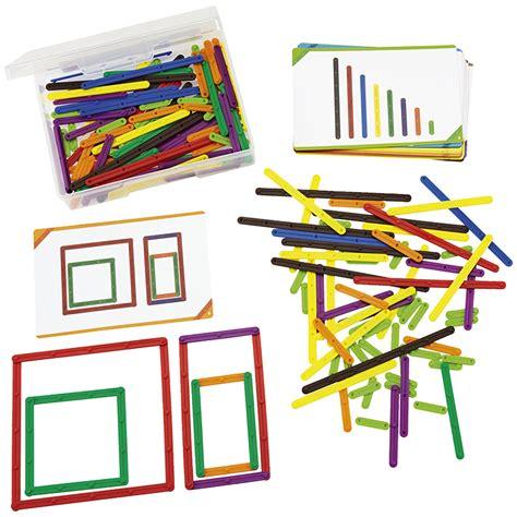 Géostick   Formes, grandeurs, couleurs   Nathan Matériel
