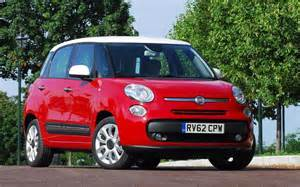 Fiat At Fiat 500l Review