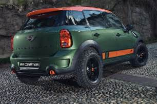 What Company Is Mini Cooper Made By Mini Cooper S All4 Quot Countryman Wears C P Company Quot R60