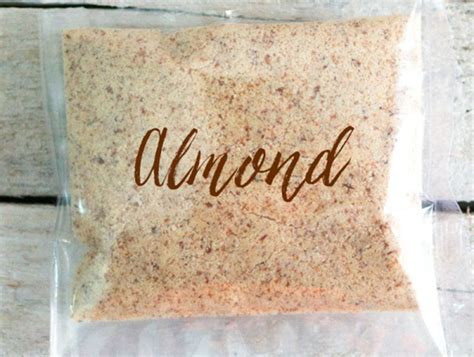 Almond Bubuk My Lovely A With Recipe 20 Cara