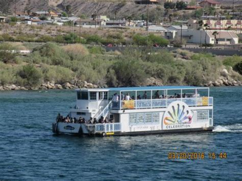 laughlin nevada boat tours table could work on laptop from it picture of don