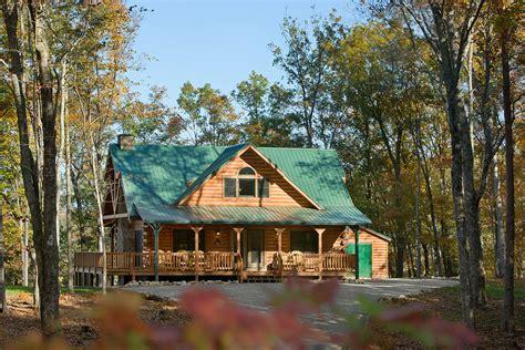 eagledale plan modified log homes timber frame and log