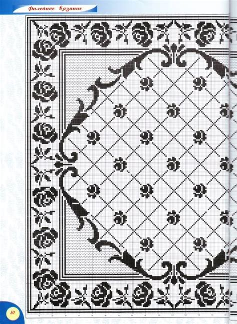 filet crochet images  pinterest filet crochet