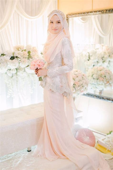 Baju Muslim Murah Grosir Sa029 Dress Pink 17 best images about muslim wedding dress ideas on wedding and