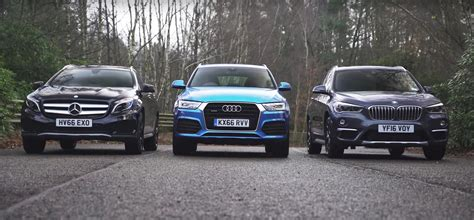 compare audi to bmw compact suv comparison finds bmw x1 is better than