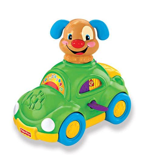 Fisher Price Laugh Learn Puppys Learning Car X2139 fisher price laugh learn puppy s learning car buy fisher price laugh learn puppy s
