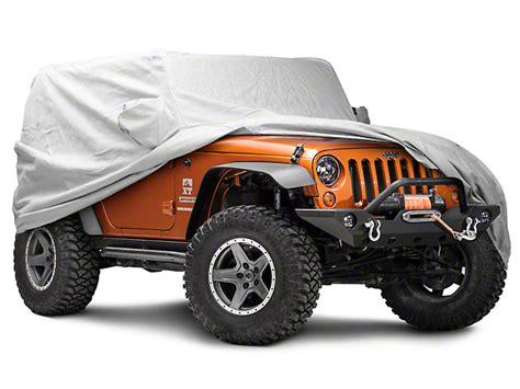 gray jeep wrangler 2 door covercraft wrangler premium custom fit car cover gray