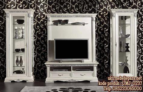 Lemari Kaca Tv Jual Lemari Bufet Tv Pajangan Kaca Harga Terjangkau Call 6285233065000 Zahir Furniture