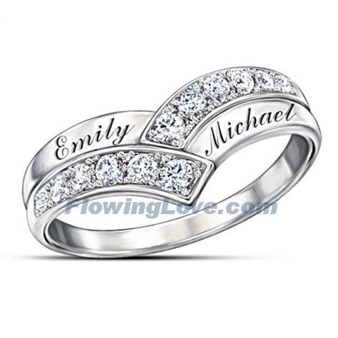 cheap promise rings engraved cheap promise rings