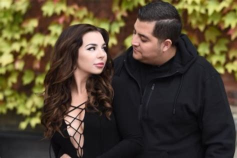 jorge anfisa what does he do 90 day fianc 233 star anfisa arkhipchenko says jorge