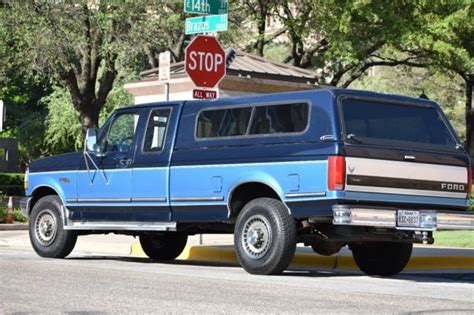 motor repair manual 1992 ford f250 parental controls 1992 ford f250 xlt 7 3 diesel 118k miles ext cab long bed turbo by banks classic ford f