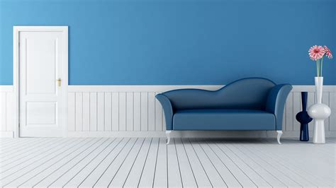 blue and white couch couch design interior modern sofa wallpaper 2560x1440