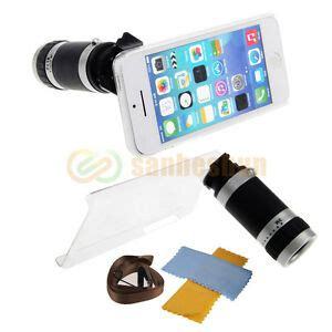 Iphone Zoom Objectif by Objectif Zoom 8x Telescope Telescope Lens For Iphone 5 5s Ebay