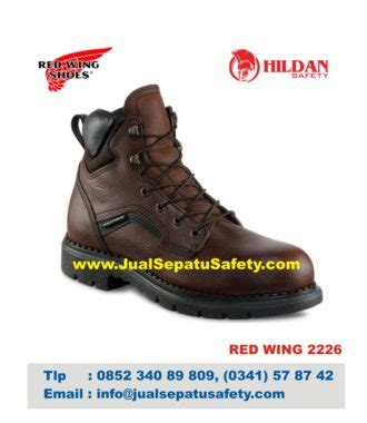 Sepatu Safety Wing jual sepatu safety wing 2226 safety shoes original usa jualsepatusafety