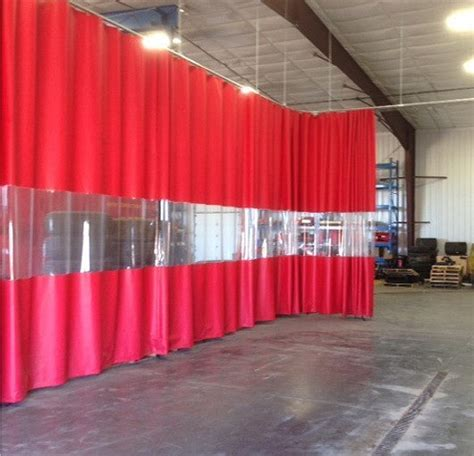 industrial dust curtains shop curtains akon curtain and dividers