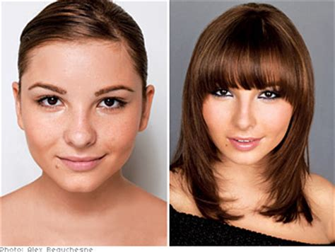 disguising jowels with makeup how to disguise jowls with a haircut short hairstyle 2013