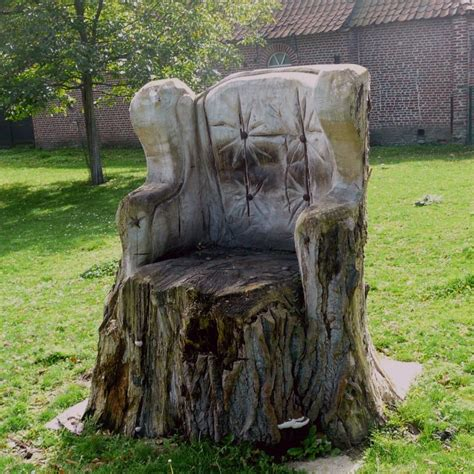 stump chair your garden trees got you stumped to be home