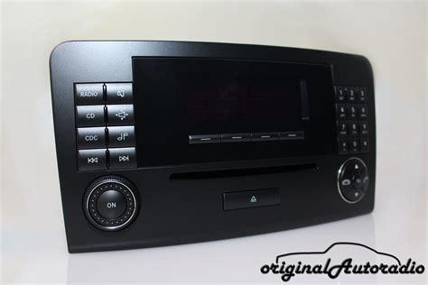 original autoradiode mercedes audio  cd mf cd   alpine original autoradio  ml