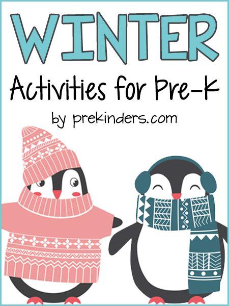 winter theme prekinders winter theme prekinders