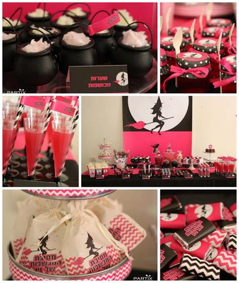 Karas Party  Ee  Ideas Ee   Witch Themed Th  Ee  Birthday Ee   Party With