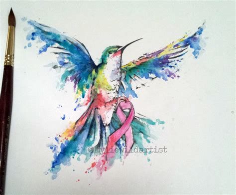 tattoo watercolour art gone wild