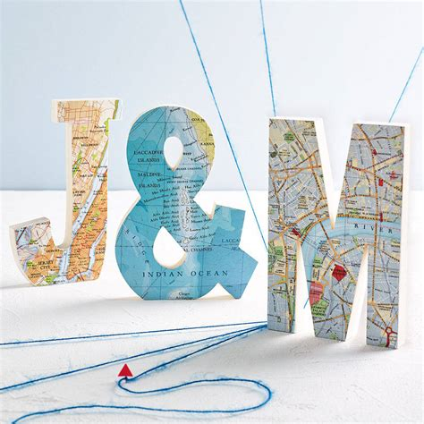 Wedding Anniversary Locations by Personalised Map Location Wedding Anniversary Letter By