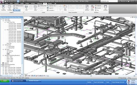 job layout of building bim exle jobs