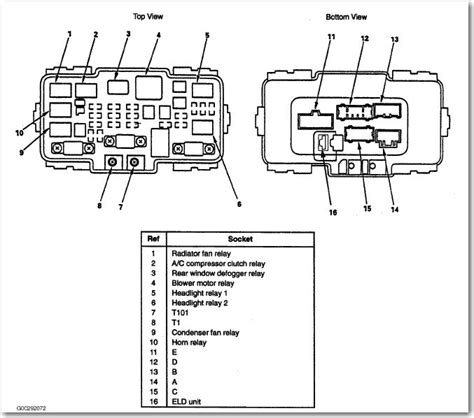 2007 honda cr v wiring diagrams wiring diagrams