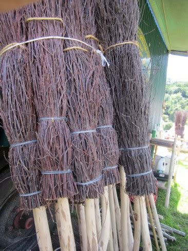 besom brooms coppice products
