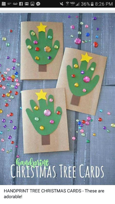 christmas tree crafts for preschool using handprint best 25 tree ideas on print tree handprint tree and