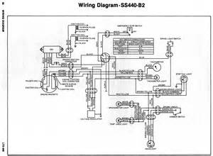 1983 kawasaki wiring diagram wiring download free