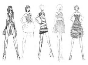 Fashion Design Sketches For Beginners 2013  Believe sketch template