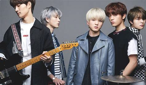 kpop boy bands list w24 profile jarmy entertainment s five member boy band