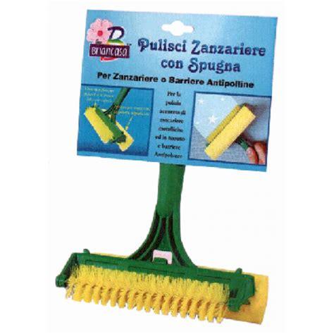 pulisci persiane pulisci zanzariere con spugna cm 16 briantina spazzole
