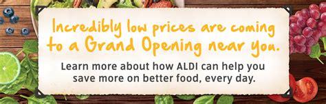 Www Aldi Us Gift Card - aldi us grand openings