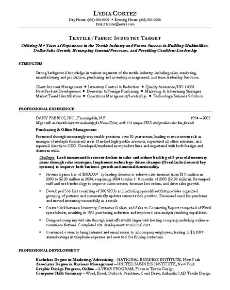 Business Objective For Resume by Update 6865 Purchasing Executive Resumes 34 Documents Bizdoska