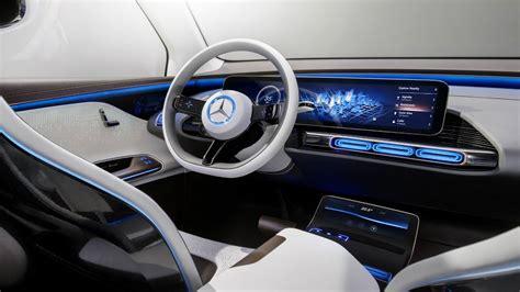 2016 mercedes generation eq concept interior and
