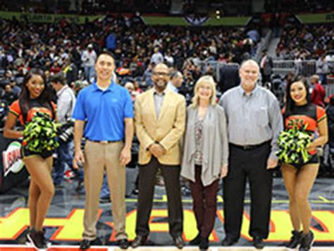 Holiday Giveaway 2nd Chance - cash4life holiday giveaway winner presented kia at hawks game