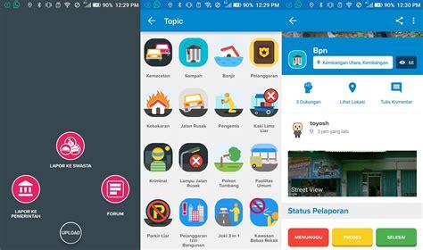 Aplikasi Kaku review qlue aplikasi smart city yang til lucu