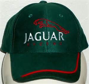 Jaguar Caps Unisex Baseball Cap With Embroidered Jaguar Racing Car