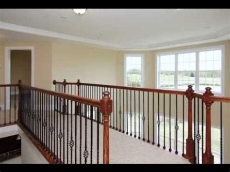 how to create a foyer in an open floor plan open floor plan design ideas foyer overlooks youtube