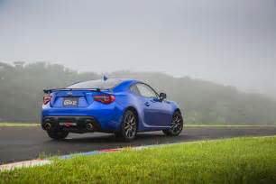 Subaru Brz 2017 Subaru Brz Drive Review Motor Trend