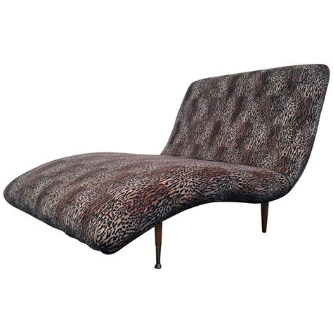 Modern Chaise Longue modern wave chaise longue for sale at 1stdibs