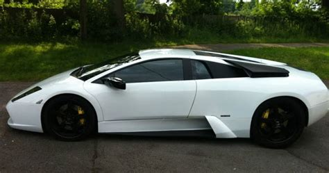 Lamborghini Kit Car It Came From Ebay Lamborghini Murcielago Kit Car With
