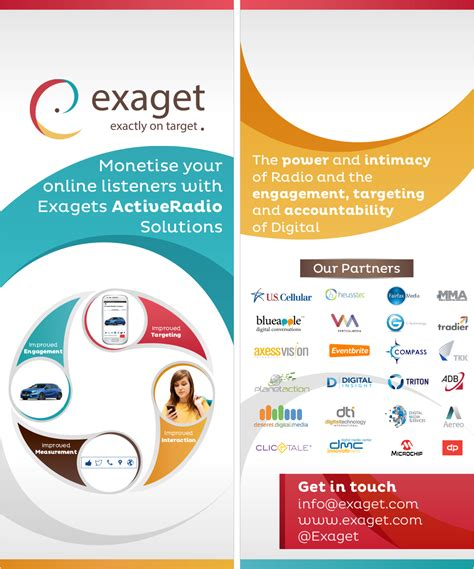 design a banner uk poster design for exaget ltd by akshar shailesh design