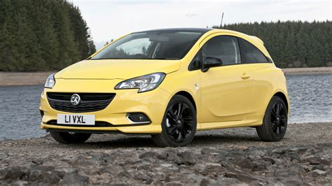 Vauxhall Renames Yellow Corsa Color For The Best Reasons